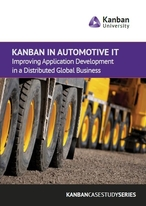 Kanban in Automotive IT case study